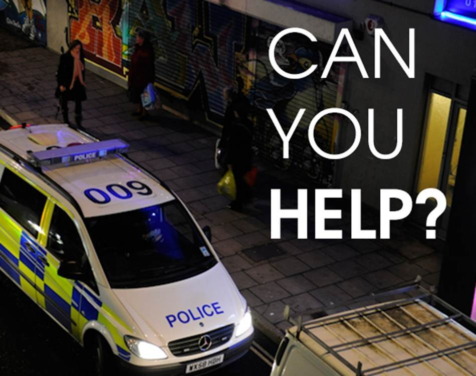 APPEAL: There have been a spate of thefts from vehicles in the run up to Christmas