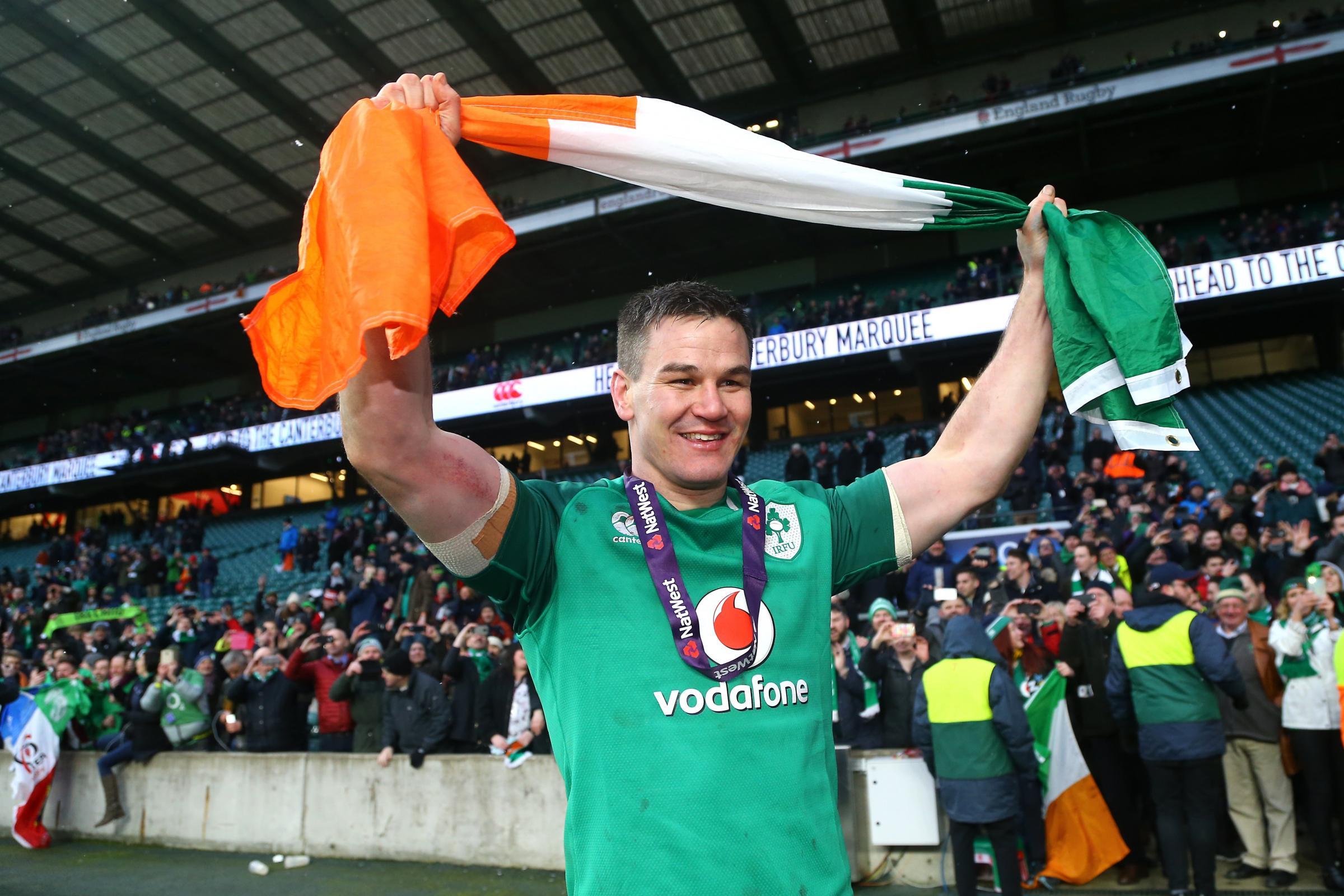 Ireland semi-final Johnny Sexton claims the Rugby Union Writers' Club Award - Bridgwater Mercury