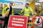 INVESTMENT: Improvements to be made to gas network in Bridgwater