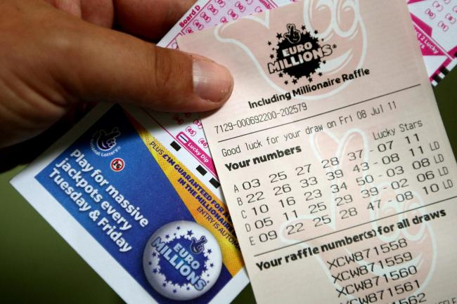 Appeal to find EuroMillions winner who has not claimed £140,000 prize