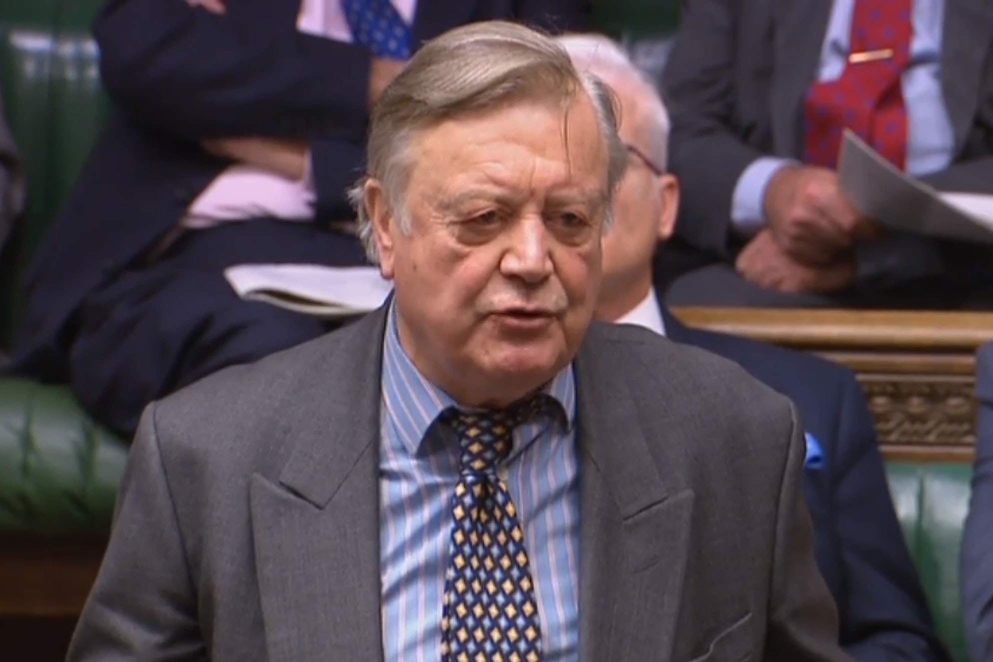 Conservative MP Ken Clarke