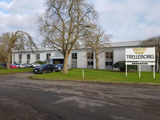 STRIKE THREAT: 65 workers at Bridgwater's Trelleborg Sealing Solutions factory are being balloted for strike action