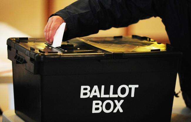 BALLOT BOX: Make sure you can vote in the upcoming local elections