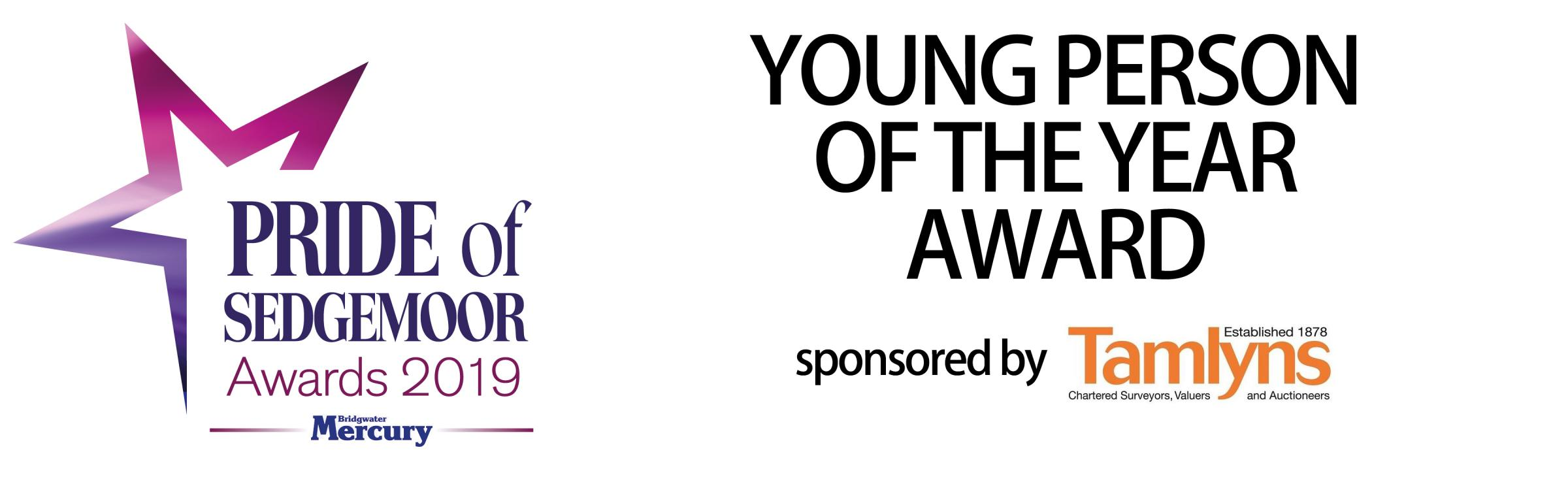 Bridgwater Mercury: Pride of Sedgemoor Awards 2019: Young Person of the Year