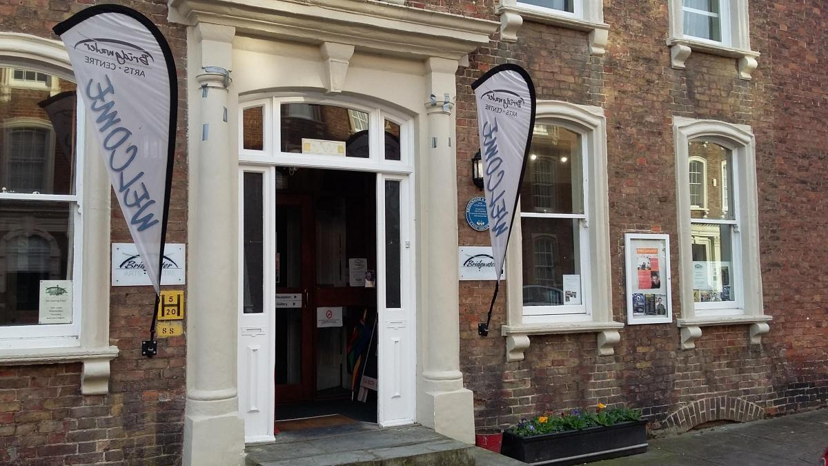 BACK FROM THE BRINK: Bridgwater Arts Centre