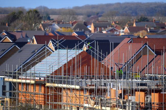GROWTH: The many new housing developments in Sedgemoor are bringing jobs for local people