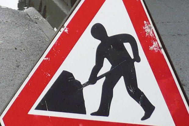 REPAIRS: A lane closure will be in place on Taunton Road tonight (Wednesday, June 5)