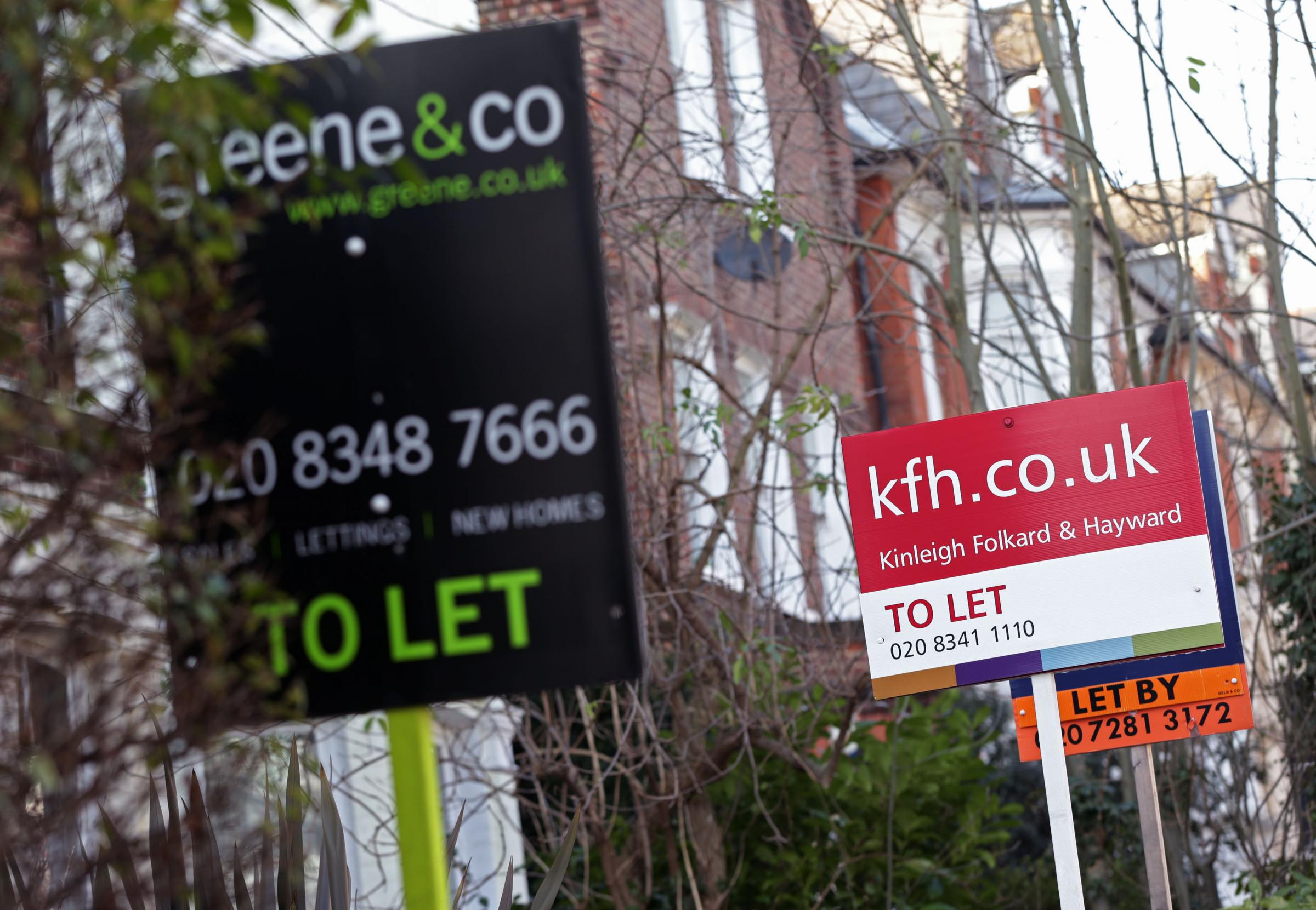 CHANGES: Landlords may face tighter restrictions when evicting a tenant. PIC: Yui Mok/PA Wire.