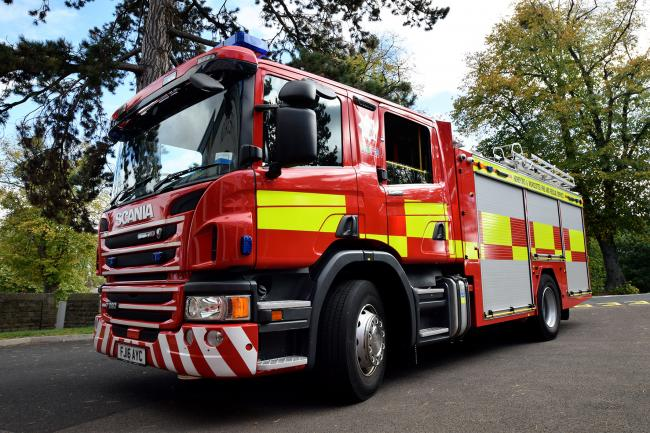 CHANGES: The proposals, aimed at boosting fire service coverage in areas where it is most needed