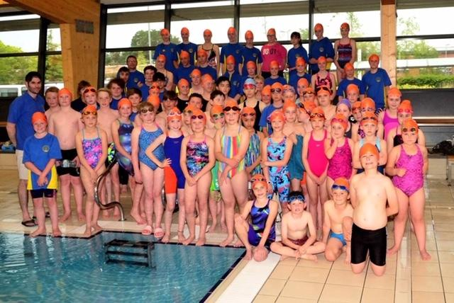 Bridgwater Swimming Club anniversary