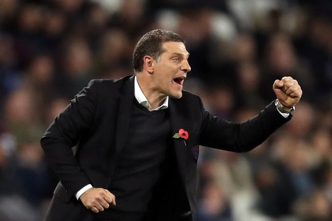 Slaven Bilic has been appointed manager of West Brom